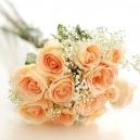 Send Peach Roses to Dhaka,Bangladesh