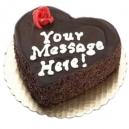 send heart shaped cake to bangladesh