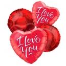 send i love you balloon