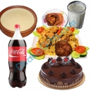 mothers day yummy and testy food send for your mother