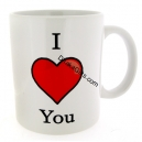 Valentines Decorated Mug