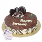 send birthday cake to dhaka