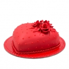 send heart shaped cakes to bangladesh