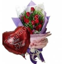 send express your feelings to dhaka in bangladesh