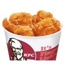 send kfc- 4 pcs chicken to dhaka
