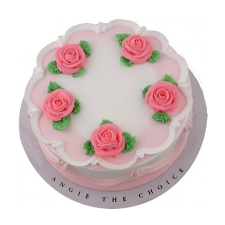 Send 2.2 Pounds Regal Pleasure Cake by Swiss Cake to Dhaka in Bangladesh