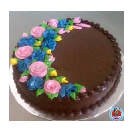 Send Chocolate Cake 2 Pounds By Yummy Yummy To Dhaka Bangladesh