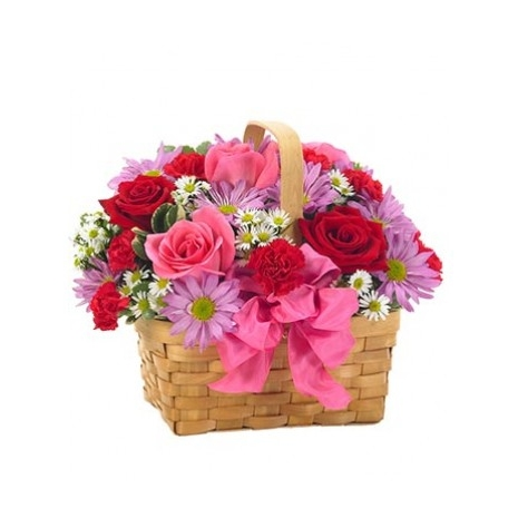 Send Lovely Basket to Dhaka in Bangladesh