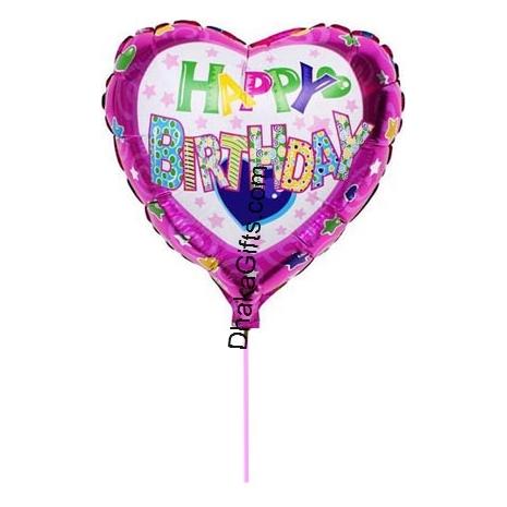 Sending Balloons Dhaka
