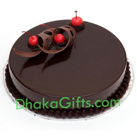 send hot 2 pounds mud cake to dhaka
