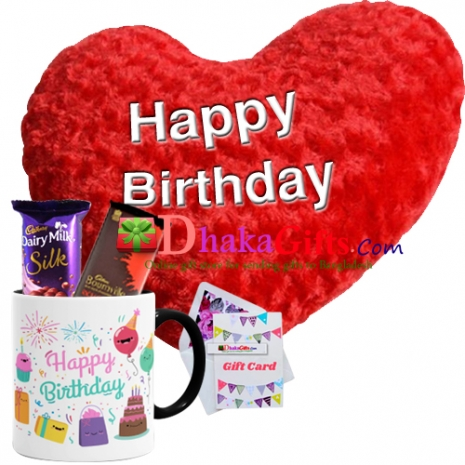birthday smart gifts package send to dhaka